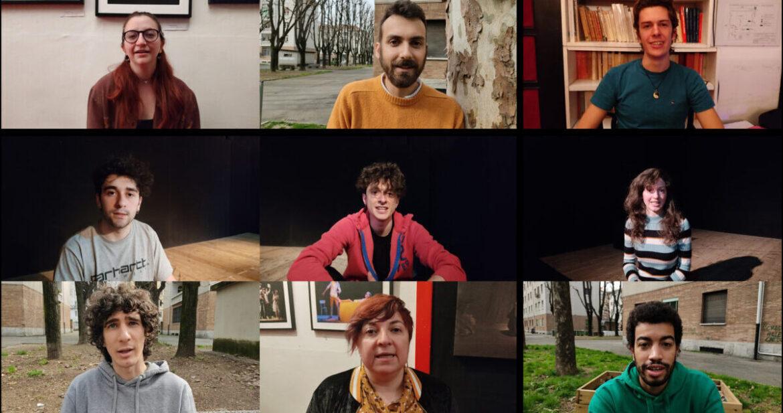 COMUNITA' OFFICINA- il teatro al servizio delle persone, su YouTube il 14 marzo