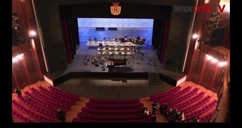 Vittorio Emanuele di Messina. Il concerto per la Giornata del Teatro