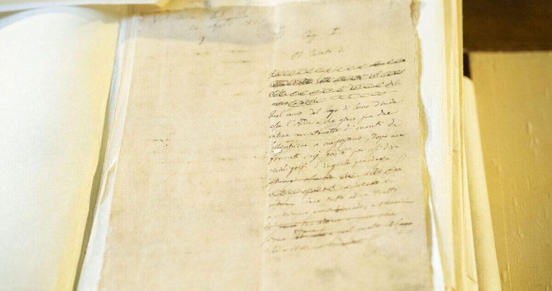 GLI SPOSI PROMESSI, l'online del Piccolo per la prima stesura del classico di Manzoni