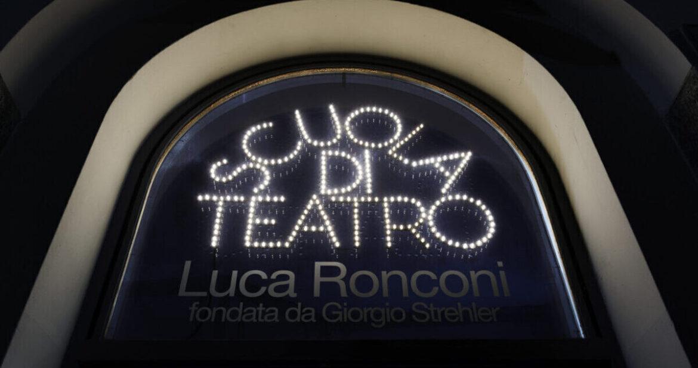 Aperte le iscrizioni alla Scuola di Teatro Luca Ronconi diretta da Rifici