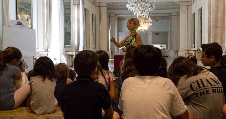 Il MeMus del San Carlo riparte dalle famiglie con bambini