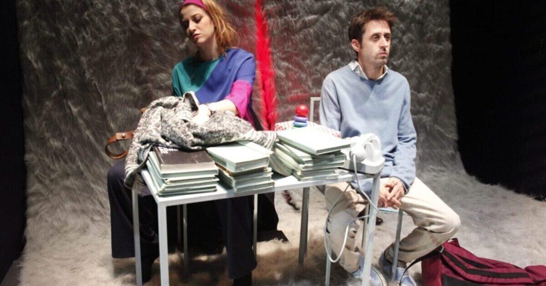BUON ANNO, RAGAZZI, per la regia di  Vogel al Parenti di Milano