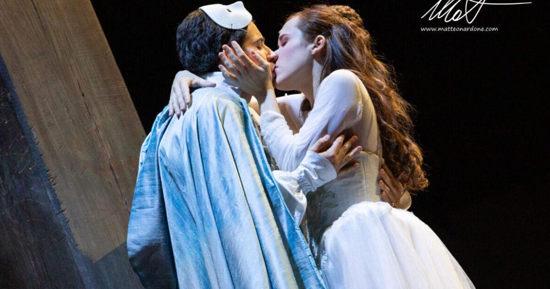 ROMEO E GIULIETTA, al Proietti Globe Theatre con Mimosa Campirosi
