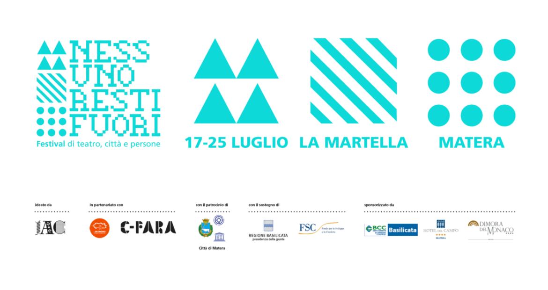 NESSUNO RESTI FUORI: il festival di teatro, città e persone di Matera