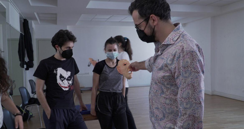 GETSÈMANI, performace relazionale di Antonio Syxty al Litta di Milano