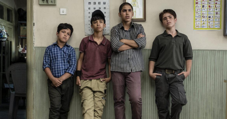 FIGLI DEL SOLE. Film di Majid Majidi, emozionante storia per bambini