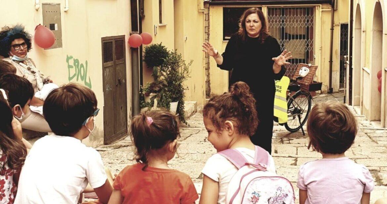GOMMALACCA Teatro di Potenza, riparte dalla comunità
