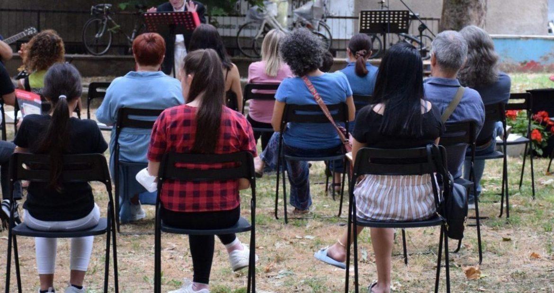 TEATRO E MUSICA CON IL CAPPELLO, a Teatro Officina (Milano) il 29 agosto