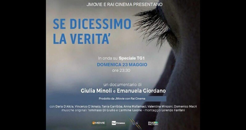 SE DICESSIMO LA VERITA': il docu sulla mafia al Magna Graecia Film Festival