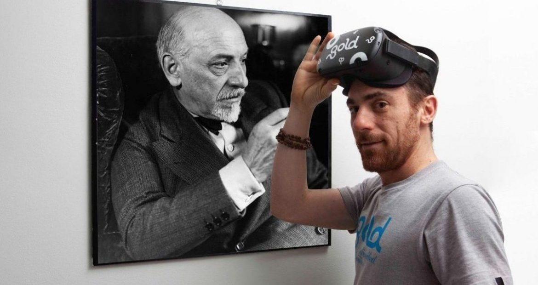 DIGITALIVE: al via a Roma con Così è (o mi pare) – Pirandello in VR di e con Elio Germano