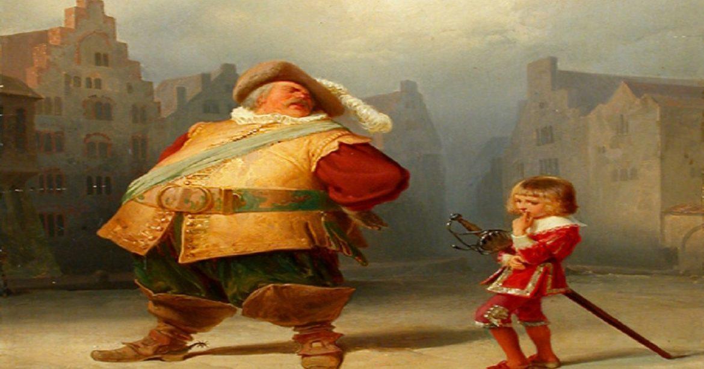 Falstaff e le allegre comari di Windsor, di Carniti, al Globe di Roma dal 17 settembre