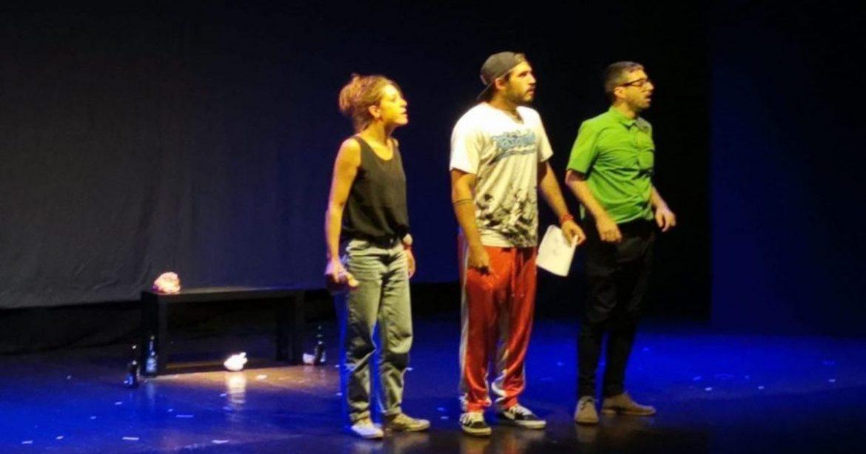 Alie(ni)nati(*) di Alessandro Giova in scena  Teatro degli Audaci di Roma