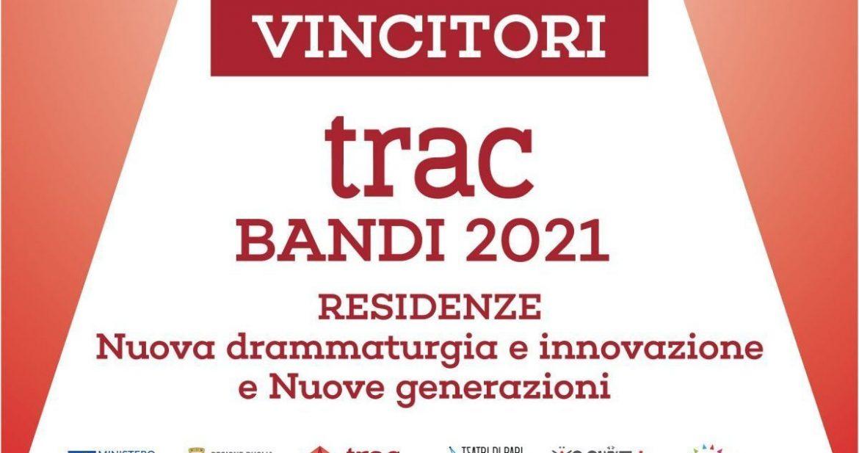 TRAC: otto progetti teatrali da ottobre a dicembre