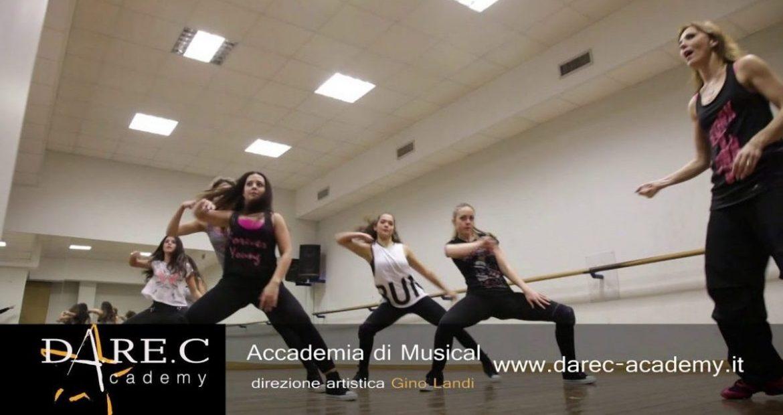DAREC ACADEMY: aperte le iscrizioni dell'Accademia di Musical di Gino Landi