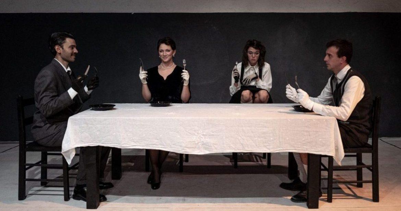CANAGLIE, di Giulia Bartolini, al Teatro Le Maschere di Roma