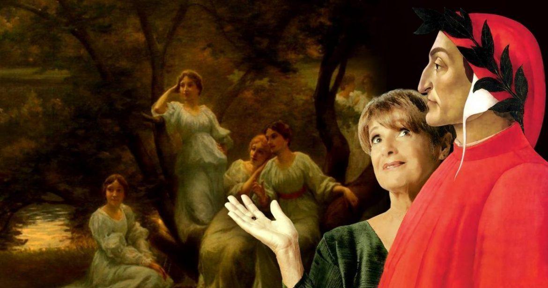 INTELLETTO D'AMORE – Dante e le donne. Lella Costa inaugura la stagione del Carcano