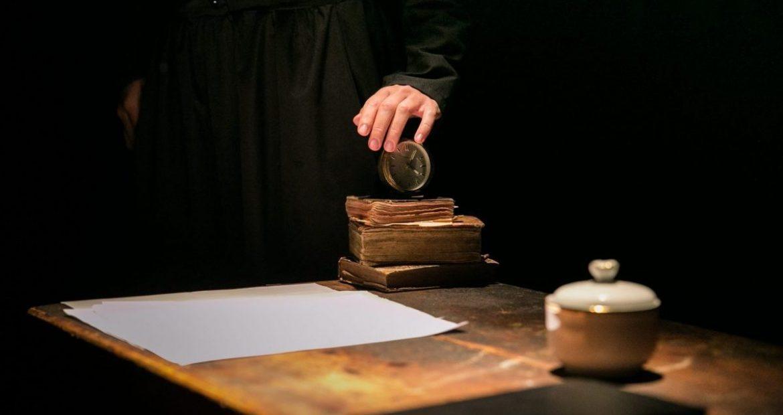 IL VOLTO DI KARIN da Bergman, al Teatro Lucio Dalla di Manfredonia (FG)